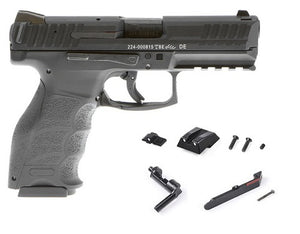 Umarex VFC H&K VP9 Gas Blow Back Pistol with Crusader Kit (Asia DX-Version