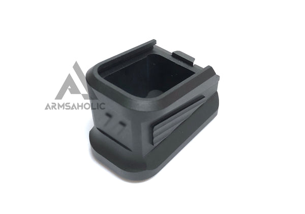 Aluminum Magazine Base Pad for Glock 5KU GB-445