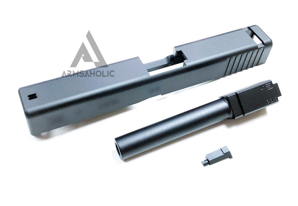 Guns Modify G17 CNC Slide and Barrel Set for Marui G17 GBB 2016 Ver