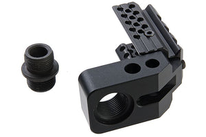 5KU SAS FRONT KIT FOR MARUI/ WE G19 GBB PISTOL (Black) #GB-473