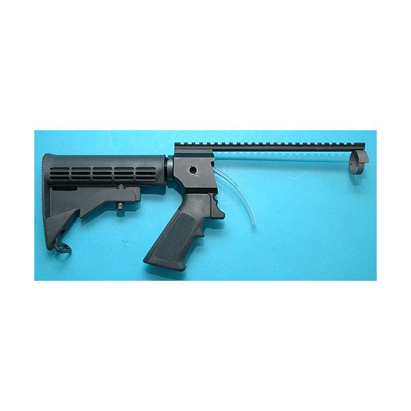 G&P AIRSOFT M870 6 POSITION EXTENDED BUTTSTOCK - GP391