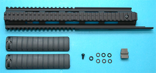 G&P AIRSOFT M14 RAS Kit - GP442A