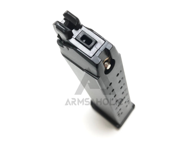Full Metal 24rd Magazine for ARMY R17 / MARUI G17 GBB Tactical Airsoft