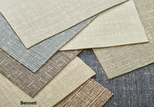 Bennett - 100% Wool Hand-Loomed Custom Rug - Carolina Blue