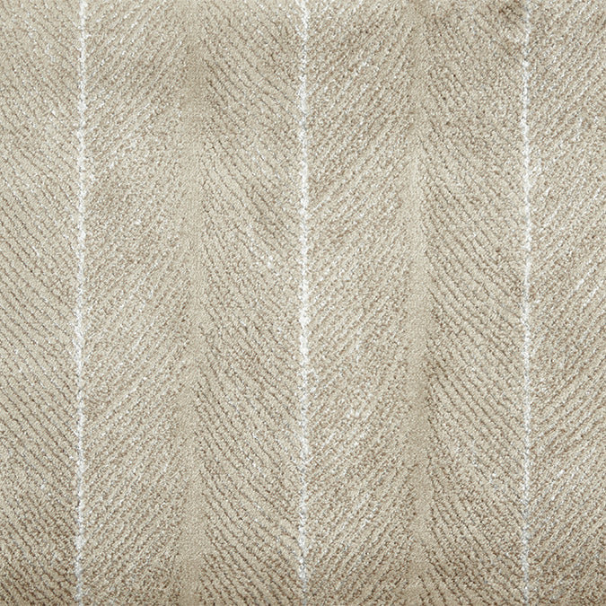Brightwater Woven Custom Rug - Taupe Ecru