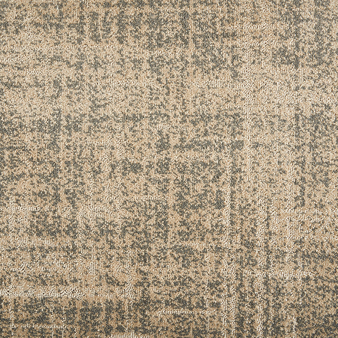 Intercross Woven Custom Rug - Sand