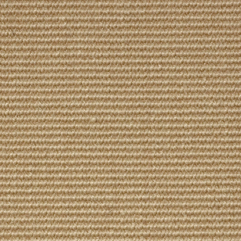 Fibreworks® Custom 100% Jute Rug with Matching Serged Border or Other Border Options - Nobby Dobby