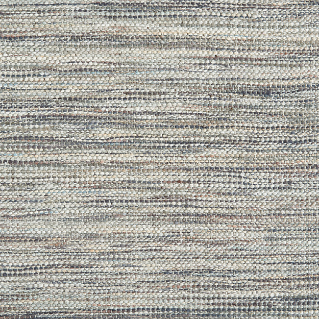 Mesa Meadow Hand Loomed Bamboo/Wool/Polysilk Custom Rug - Pebble Beach