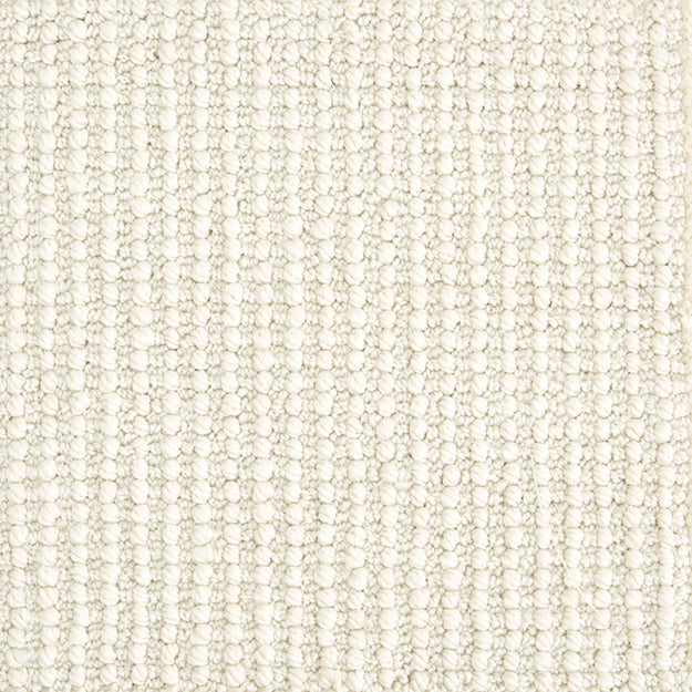 Charmed Hand Loomed Custom Rug - Pearl
