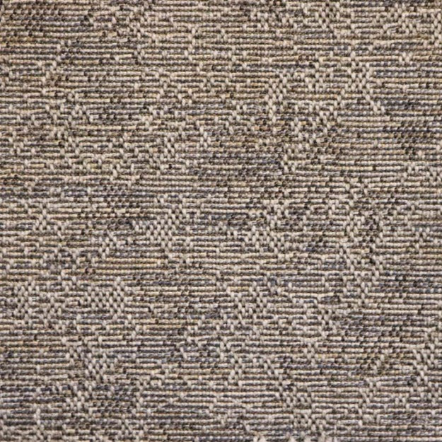 High-Performance All-Weather Indoor/Outdoor Custom Rug with UV Resistant Standard Edge Finish - Portico Clay Dust