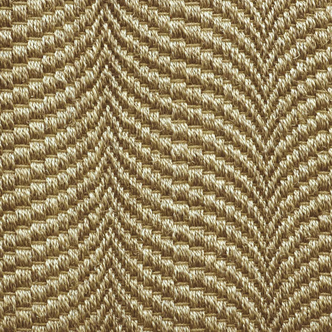 Fibreworks® Custom 100% Sisal Rug with Matching Serged Border or Other Border Options - Mermaid Sand Dollar 351