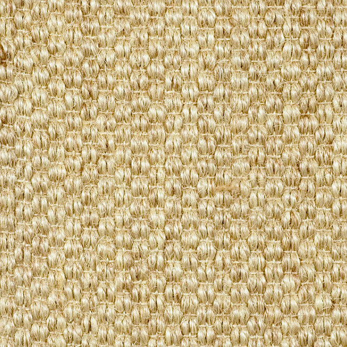 Fibreworks® Custom 100% Sisal Rug with Matching Serged Border or Other Border Options - Siskiyou 774