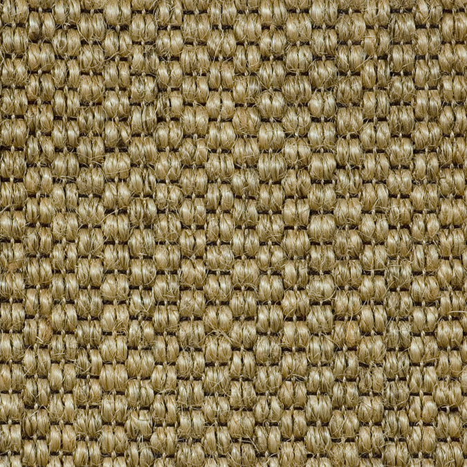 Fibreworks® Custom 100% Sisal Rug with Matching Serged Border or Other Border Options - Siskiyou - 778