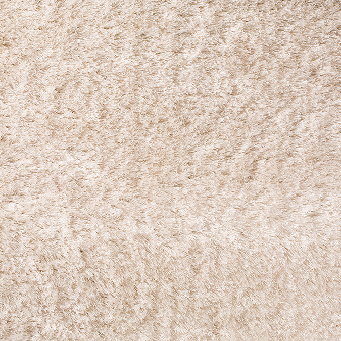 What a Sheen Woven Custom Shag Rug - Ivory Acclaim