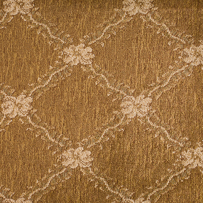 Endurance Woven Custom Rug- Tan/Cream Angora
