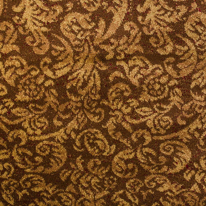 Waldorf Woven Custom Rug - Brown/Tan Cecil