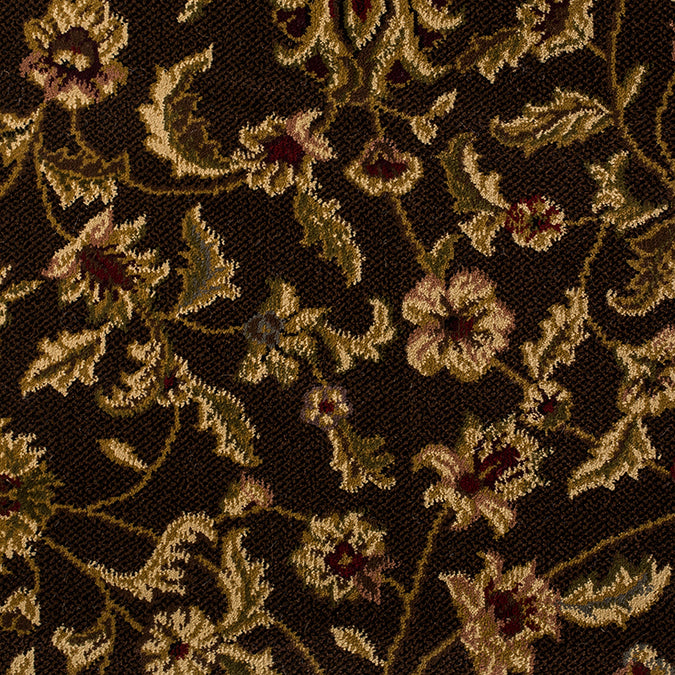 Opulence Woven Custom Rug -Brown/Tan Multi Class Act