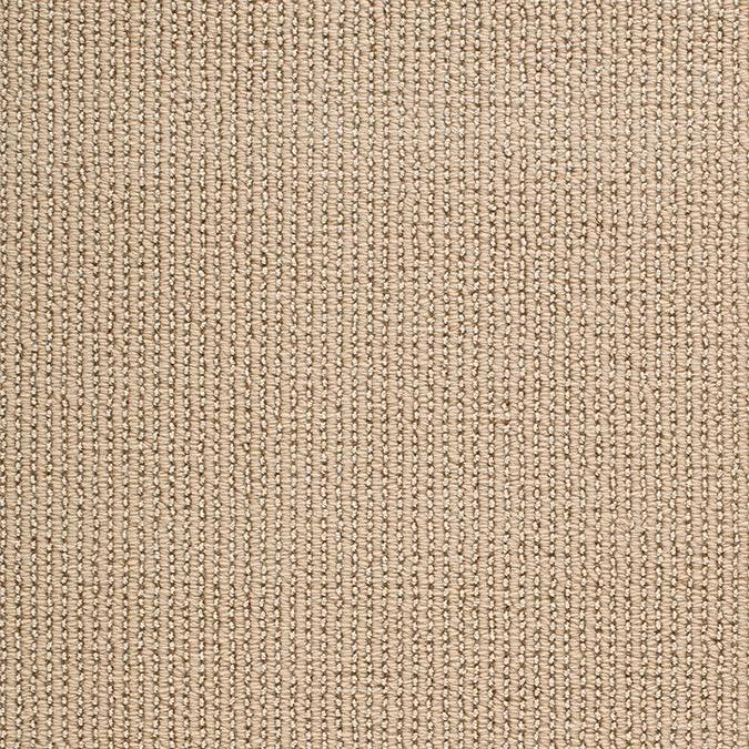 Tight and Fine Woven 100% New Zealand Wool Custom Rug - Classic Khaki