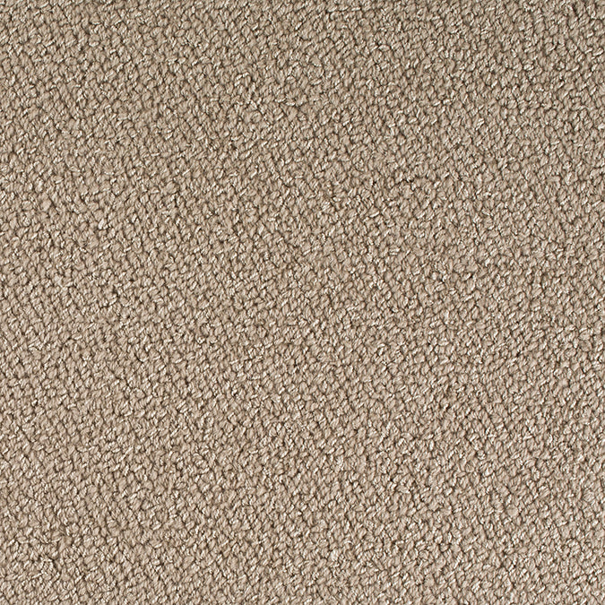 Glamour New Zealand Wool Blend Woven Custom Rug- Sanstone