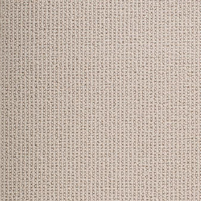 Tight and Fine Woven 100% New Zealand Wool Custom rug - Taupe Mist