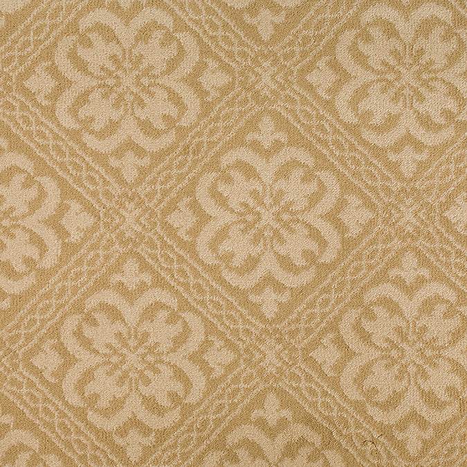 Sincerity Woven Custom Rug - Beige/Cream Porcelain