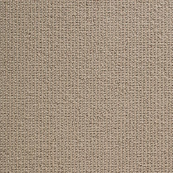 Tight and Fine Woven 100% New Zealand Wool Custom Rug - Sandstone