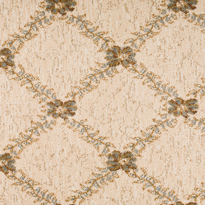 Endurance Woven Custom Rug - Cream/Tan Vanilla Ice