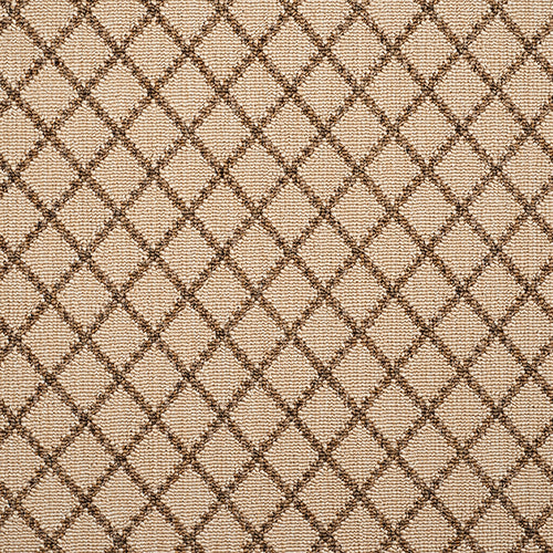 High-Performance All Weather Indoor/Outdoor Custom Rug with UV Resistant Standard Edge Finish - Porcida Sand