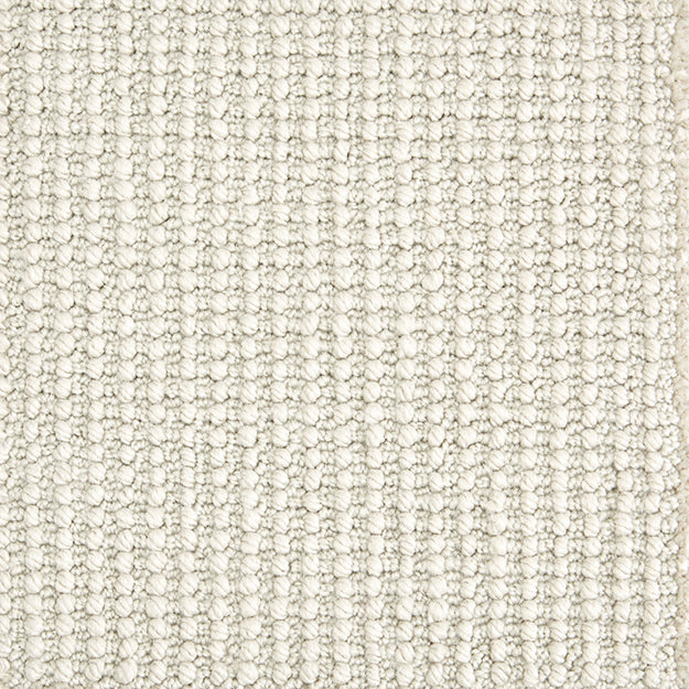 Charmed Hand Loomed Custom Rug - Silver