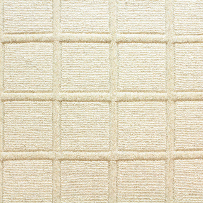Synergy 100% Wool Hand-Loomed Custom - Natural