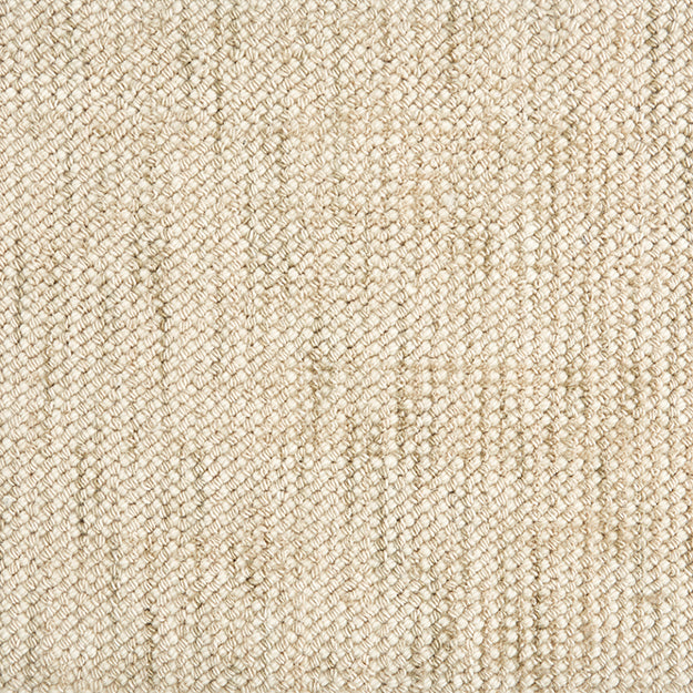Whisper Premium Wool Blend Custom Rug - Pearl