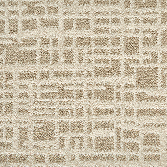 Aspire Tufted Custom Rug - Concept Beige