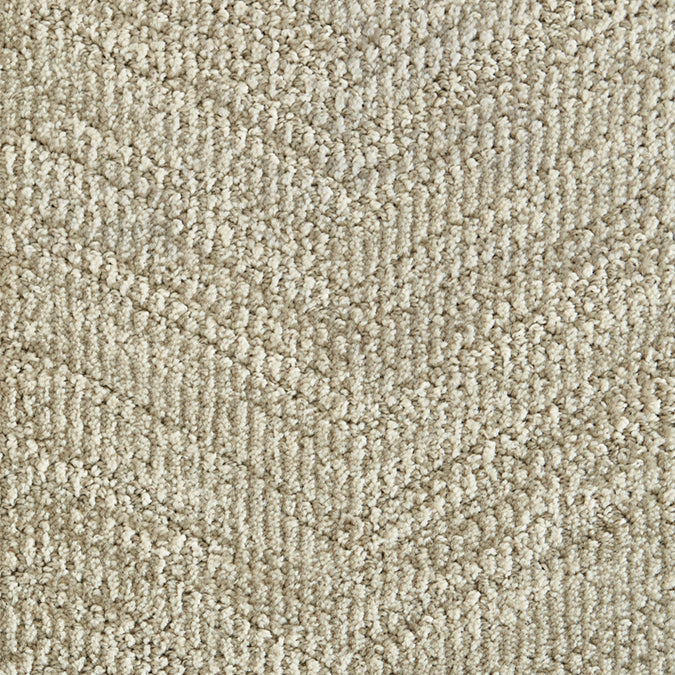 Circuit Tufted Custom Rug - Khaki
