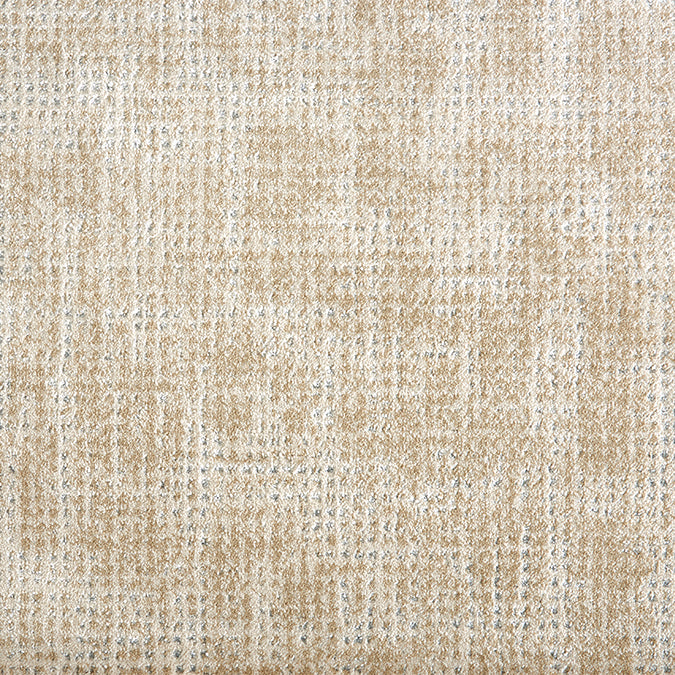 Flare Woven Custom Rug - Almond Cream