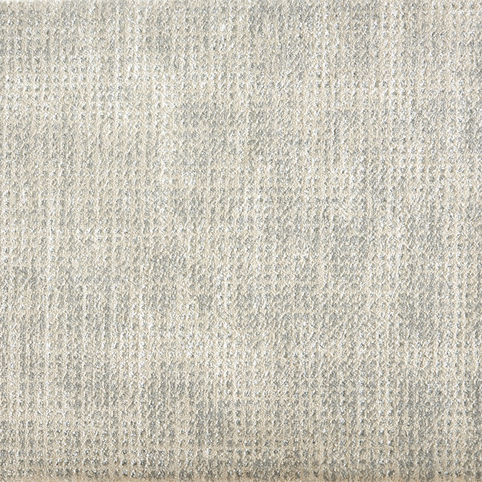 Flare Woven Custom Rug - Moonshine Grey