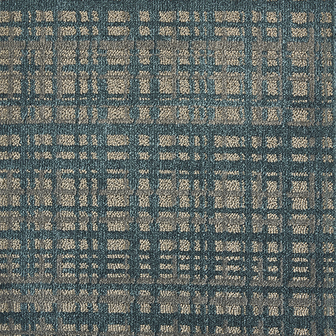 Framework Woven Custom Rug - Antique Taupe