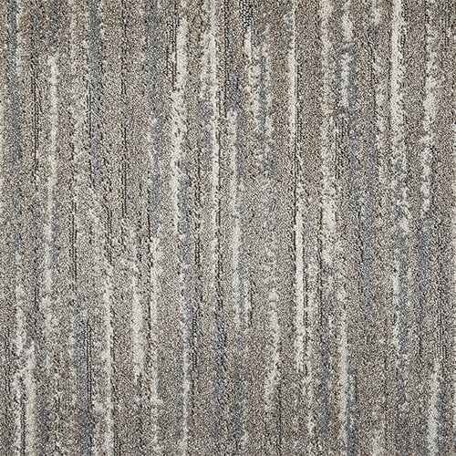 Frequency Woven Custom Rug - Oyster Grey