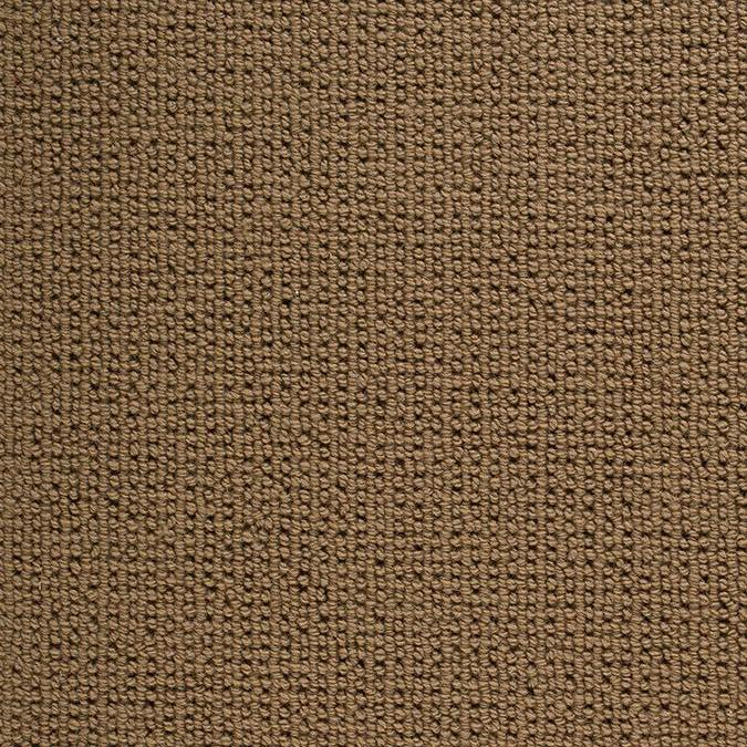 Sequence 100% New Zealand Wool Woven Custom Rug - Deep Tan Sagebrush