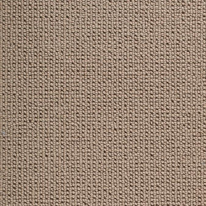 Sequence 100% New Zealand Wool Woven Custom Rug - Dark Beige Suede