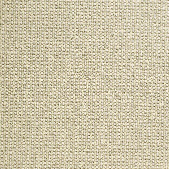 Sequence 100% New Zealand Wool Woven Custom Rug - Light Beige Breath of Spring