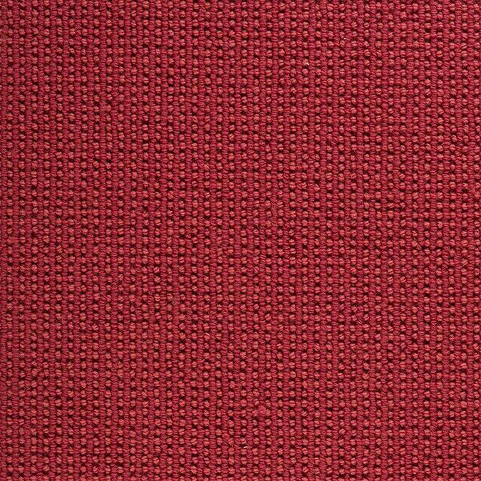 Sequence 100% New Zealand Wool Woven Custom Rug  - Red Cabana View