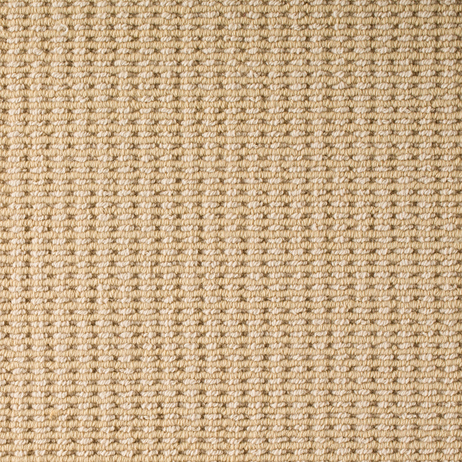 Noble Woven Wool Custom Rug  - Butternut