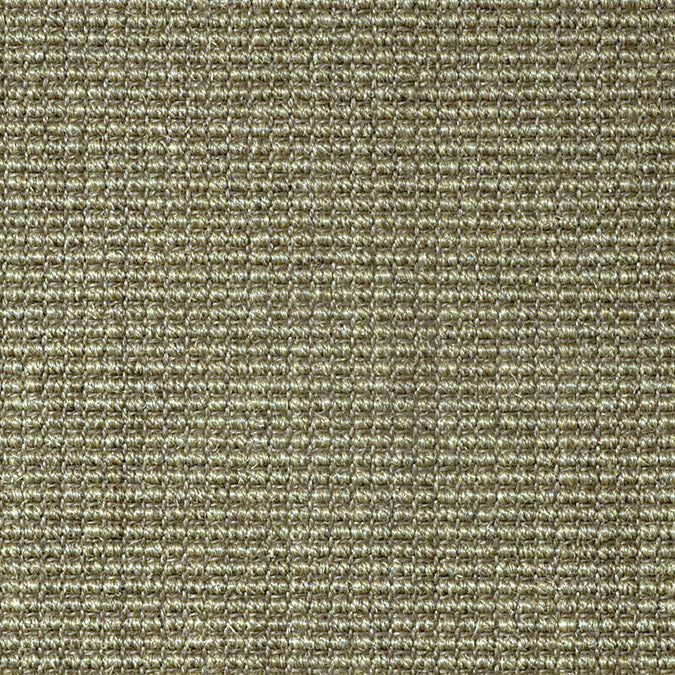 Fibreworks® Custom  100% Sisal Rug with Matching Serged Border or Other Border Options - Mayan Riviera Jumbo Boucle 787