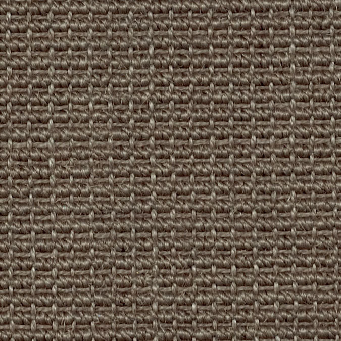 Fibreworks® Custom  100% Sisal Rug with Matching Serged Border or Other Border Options - Paradise Retreat Jumbo Boucle 786