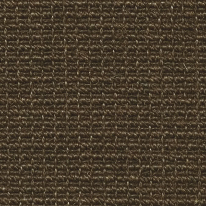 Fibreworks® Custom  100% Sisal Rug with Matching Serged Border or Other Border Options - Paradise Retreat Jumbo Boucle 707