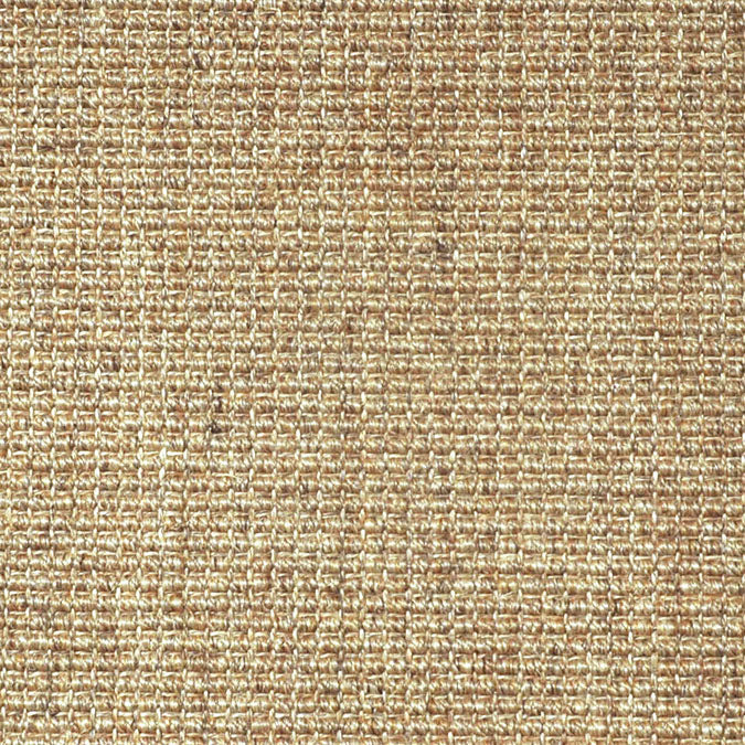 Fibreworks® Custom  100% Sisal Rug with Matching Serged Border or Other Border Options- Mayan Riviera Jumbo Boucle 784