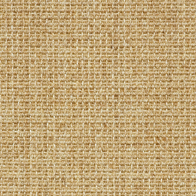 Fibreworks® Custom  100% Sisal Rug with Matching Serged Border or Other Border Options - Paradise Retreat Jumbo Boucle 780