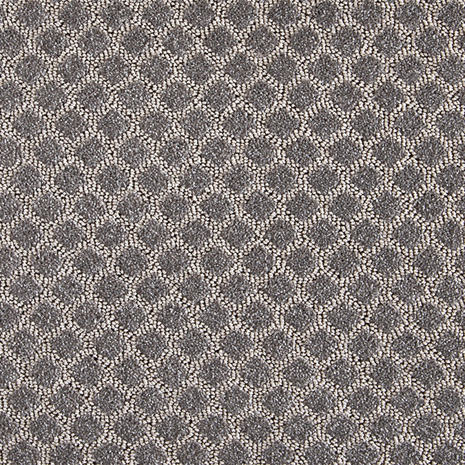 Merge Woven Custom Rug - Grey Alloy