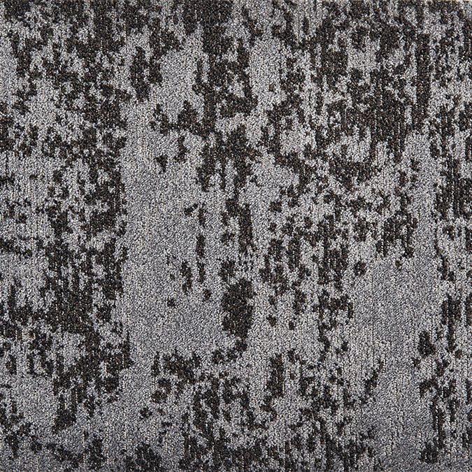 Orbital Tufted Custom Rug - Blackstone