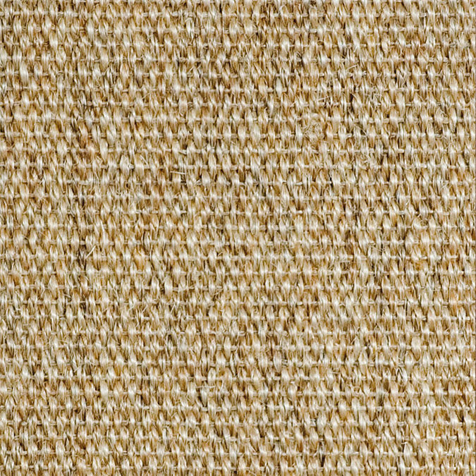 Fibreworks® Custom  100% Sisal Rug with Matching Serged Border or Other Border Options - Mayan Riviera Panama 784